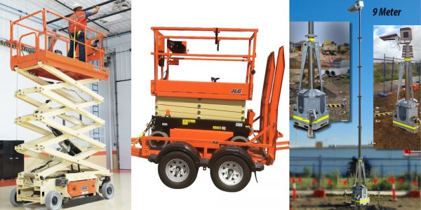 Elevated Platforms Equipment Hire